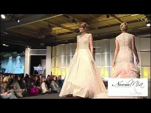 Wedding Fair Calgary 2015 Fashion Show