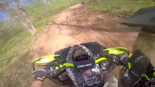 Test Ride: Can am Renegade 1000r xxc