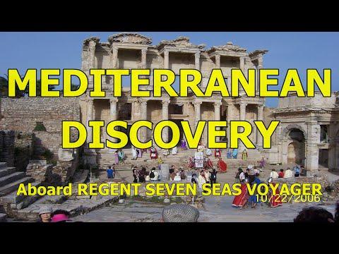 Seven Seas Voyager, Mediterranean Discovery Cruise, October 2006