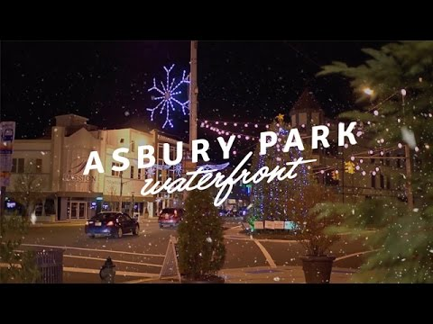 Asbury Park Waterfront - Home for the Holidays