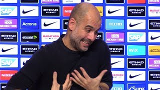 Pep Guardiola Embargoed Pre-Match Press Conference - Manchester City v Liverpool - Premier League