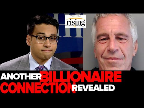 Saagar Enjeti: Wall Street Billionaire CAUGHT Paying Epstein Millions After Visiting Private Island