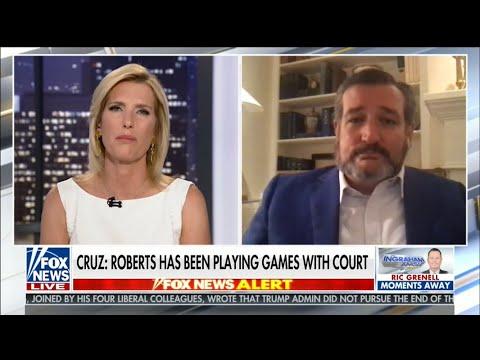 Cruz on Fox News: SCOTUS, Chief Justice Roberts' Decision on DACA Was Shameful