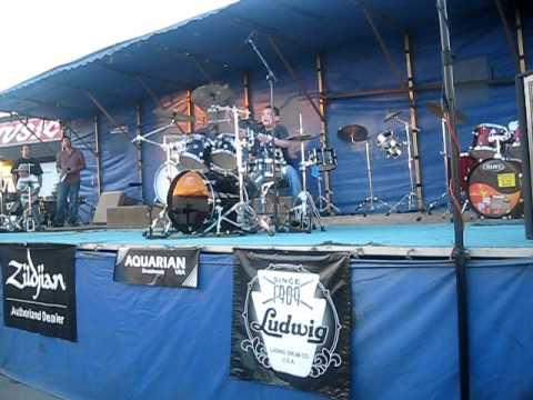 Drum contest in  Hobbs,NM (Adiel Acuna)