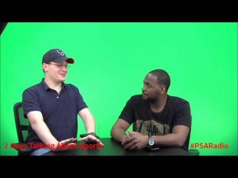 2 Guys Talking About Sports (Prince Fielder Traded, Denver vs. New England, Texans)
