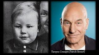 Люди Икс - актеры в детстве и спустя время | Хью Джекман, Патрик Стюарт и др.  (X-Men)