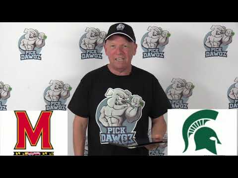 Michigan State vs Maryland 2/15/20 Free College Basketball Pick and Prediction CBB Betting Tips
