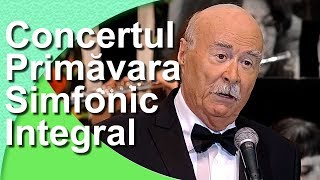 Primavara Simfonic 2016 Concert integral