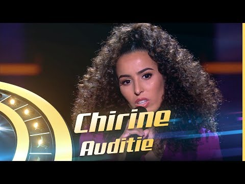 CHIRINE - Scared To Be Lonely  DanceSing  Audities