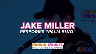 Jake Miller Performs 'Palm Blvd' Live