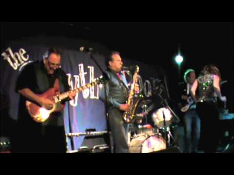 BluesHounds-Respect/Midnight Hour Blues Blast 2015