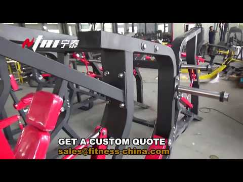 Plate Loaded Equipment For Sale, Strength Training For Beginners