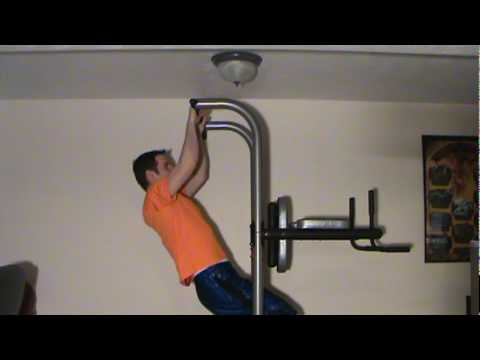 Jeremy's Review of the Weider 200 Power Tower