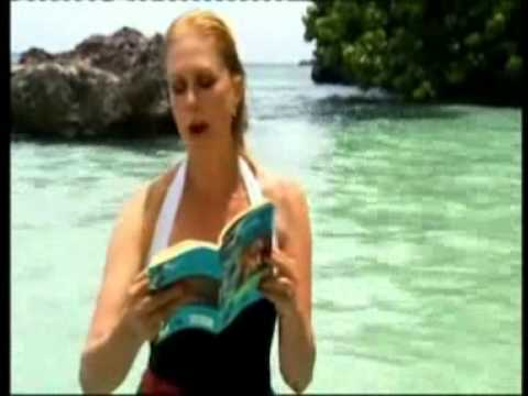 Joanna Lumley on Ian Fleming at Goldeneye, Jamaica