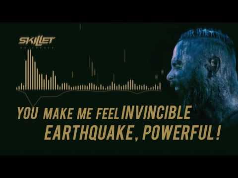 "Skillet - ""Feel Invincible"" [Lyrics Video]"