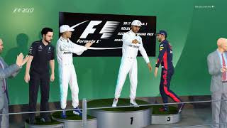 F1 2017 | The burping kaffas selfscrew