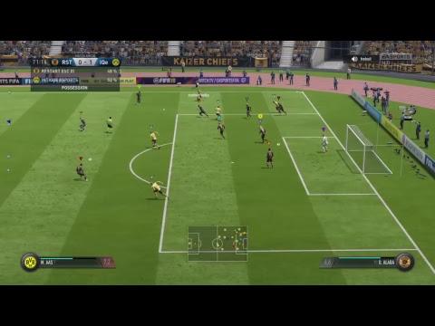FIFA 18 - VPG CCS European Premier - Restart Esport VS Intique eSports