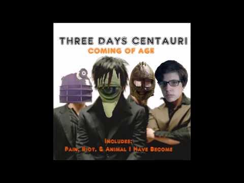 Alpha Centauri - Riot (Three Days Grace Parody Cover)