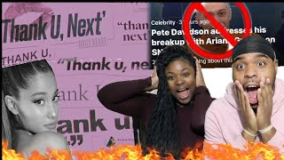 ARIANA SNAPPED 😱🔥 | Ariana Grande - thank u, next (audio) ‬| REACTION!!!