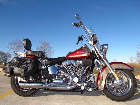 2009 Harley-Davidson HERITAGE SOFTAIL CLASSIC FLSTC