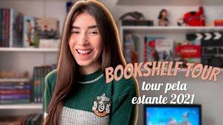 BOOKSHELF TOUR   TOUR PELA EST…