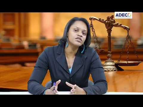 ADECO - Informação Jurídica - 22º episódio - Garantia dos direitos resultantes da união de facto?