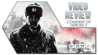 Company of Heroes 2 Video Review