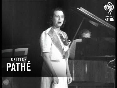 Ensa Concert In France (1940)