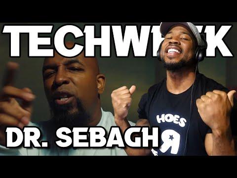 TECH N9NE #3 – DR. SEBAGH – REACTION!!
