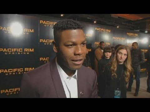 Nigerian-British actor John Boyega co-produces first blockbuster film