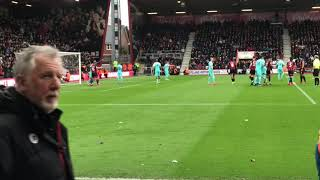 GUTTING! AFC BOURNEMOUTH 2-2 NEWCASTLE! FANS REACTION