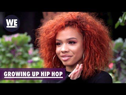 Meet Kyndall Debarge  Growing Up Hip Hop  WE tv