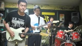 Hot Cha - Roy Buchanan - Band Cover ( 팬더매니아 )  Vinetto + Fender Blues deluxe amp