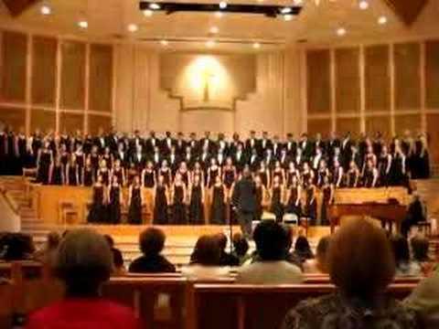 Auburn University Concert Choir - Wanting Memories