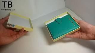 Обзор салатового портмоне Michael Kors с обложкой для паспорта и автодокументов