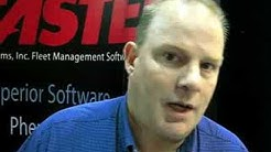 Interview about CCG Faster Fleet Management Software