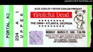 "Grateful Dead - ""Iko Iko"" (The Omni, 3/27/95)"