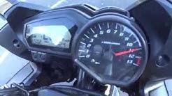 Yamaha FZ1 Fazer - Acceleration and Autobahn