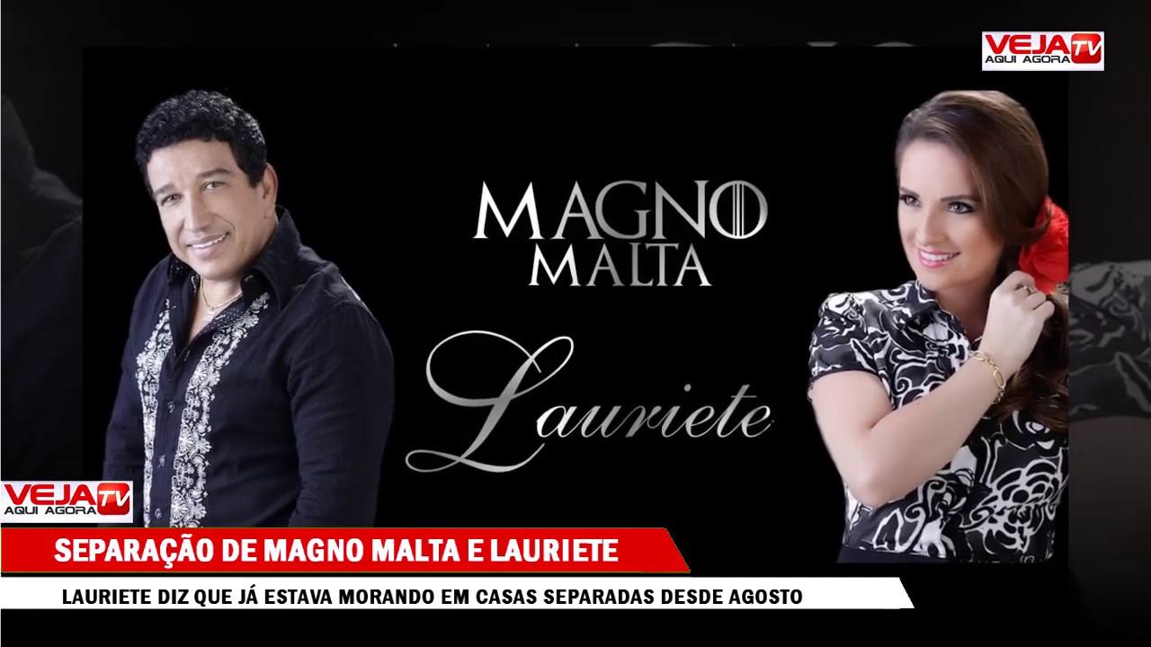 Baixaria do senador Malta ao justificar a separação da atual esposa Lauriete  do primeiro marido] - O CORRESPONDENTE