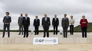 video: We'll quash future 'zoonotic' pandemics within 100 days, vow G7 leaders