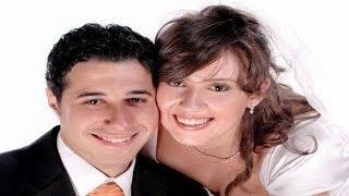 لن تتخيل جمال زوجة أحمد السعدنى وإبنه اللذان كان يخفيهما عن الاعين