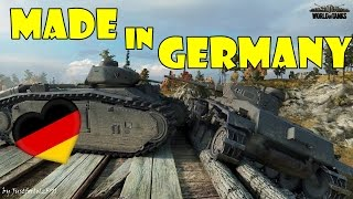 World of Tanks - Funny Moments | MADE IN GERMANY!