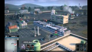 Tom Clancy's End War PC gameplay