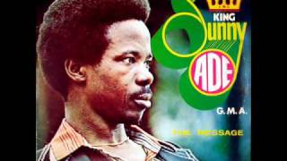 King Sunny Ade & His African Beats - Baba Orun A Mbe O (Audio)