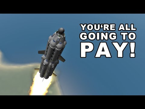 The one with the Tourist Trap - KSP Live Gameplay - Career Playthrough 08