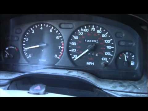 Mercury Mystique / Ford Contour 1997 - YouTube
