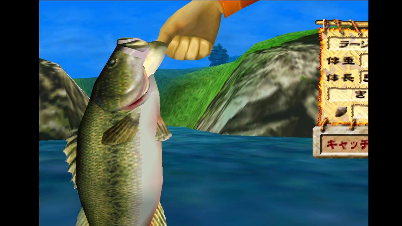 【糸井重里のバス釣りNO.1決定版!】フォーリングという定番の釣り方