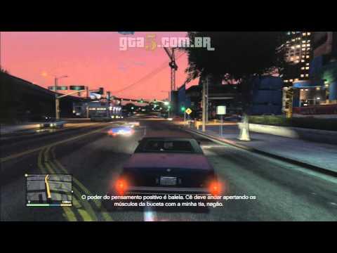Missão - Stretch na Área - GTA V