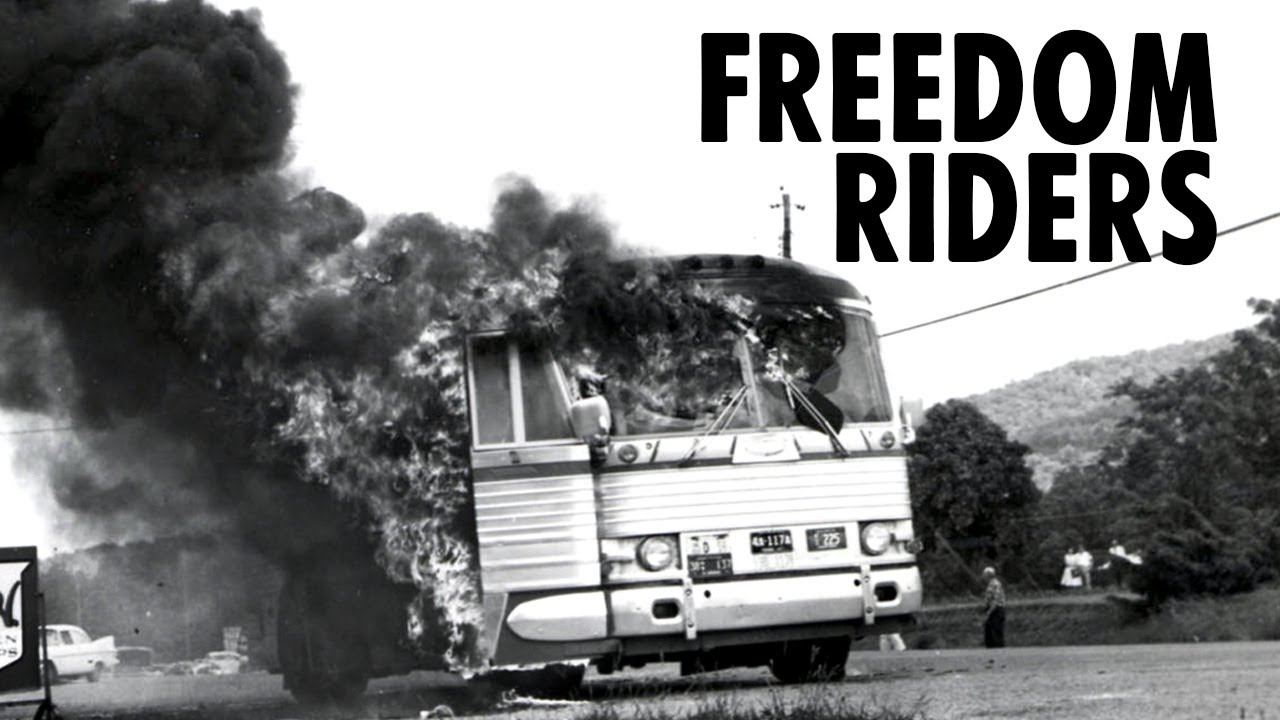 This is How Nonviolence Works: Freedom Riders and Insulate ...