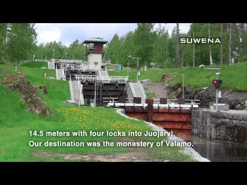 Heinävesi Route - Saimaa, Finland